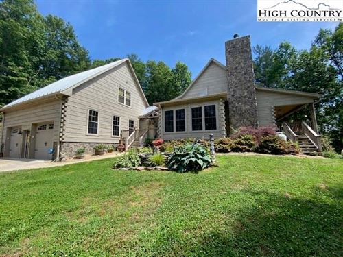 Photo of 644 Cotton Mill Road, Roaring River, NC 28669 (MLS # 231167)