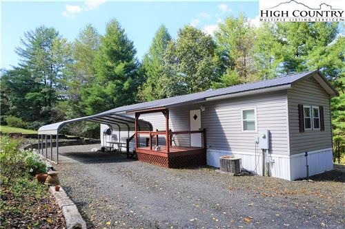 Photo of 130 Speckled Drive, Laurel Springs, NC 28644 (MLS # 226189)