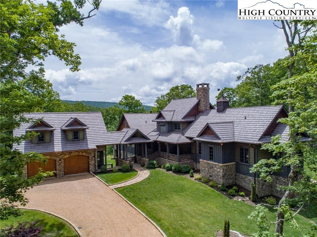 Photo for 1523 Summit Park Drive, Banner Elk, NC 28604 (MLS # 220195)
