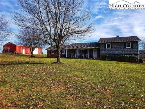 Photo of 9120 Glade Valley Road, Ennice, NC 28623 (MLS # 219254)