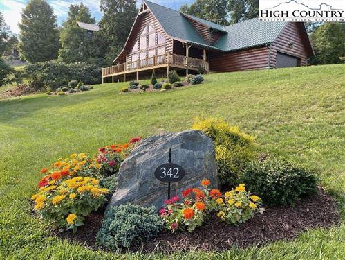 Photo of 342 Elk Summit Drive, Todd, NC 28684 (MLS # 233346)