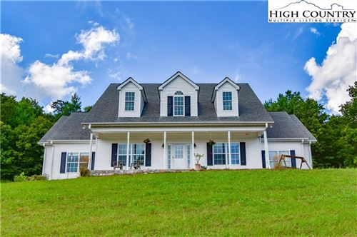 Photo of 1297 E Double Springs Church Road, Laurel Springs, NC 28644 (MLS # 223360)