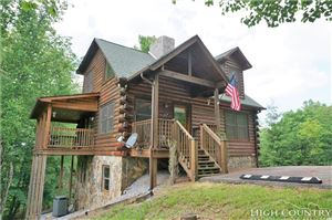 Photo of 628 Indian Cave Way, Piney Creek, NC 28663 (MLS # 214375)