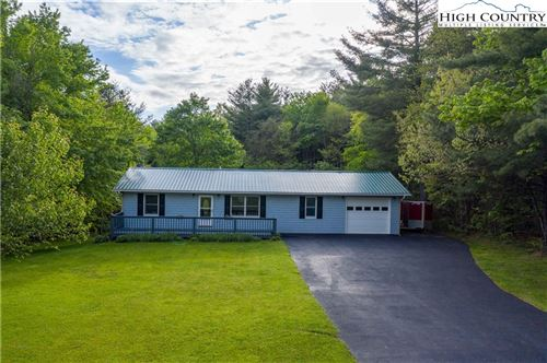 Photo of 3397 Mountain View Road, Glade Valley, NC 28627 (MLS # 230386)