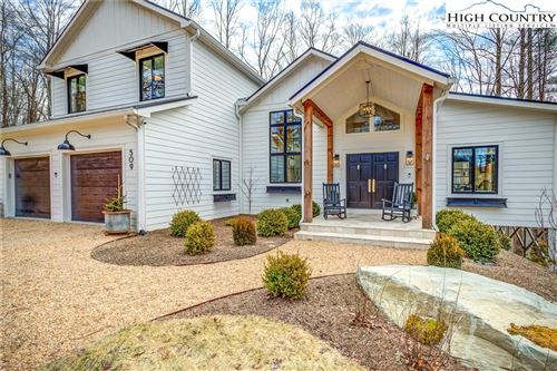 Photo of 509 Crystal Mountain Road, Boone, NC 28607 (MLS # 228392)