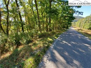 Photo of tbd Howards Knob Road, Boone, NC 28607 (MLS # 218402)