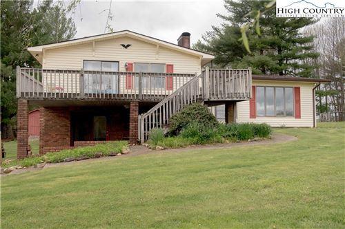 Photo of 358 Stewart Road, Ennice, NC 28623 (MLS # 230413)