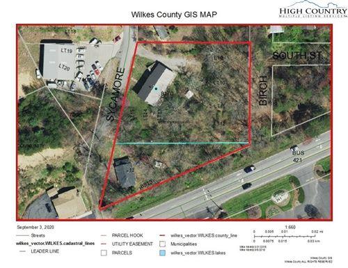 Photo of 108 Sycamore Street, North Wilkesboro, NC 28659 (MLS # 224420)