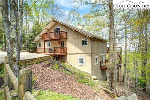 Photo of 432 St. Andrews Road Road, Beech Mountain, NC 28604 (MLS # 229429)