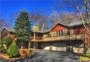 Photo of 111 Old Field Road, Beech Mountain, NC 28604 (MLS # 212457)