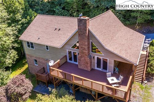 Photo of 1586 Deck Hill Road, Boone, NC 28607 (MLS # 223459)