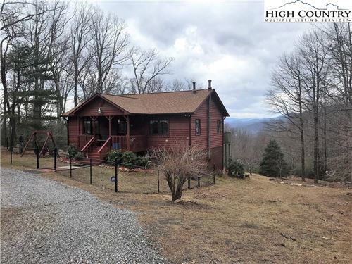 Photo of 707 Phillips Gap Road, Purlear, NC 28665 (MLS # 218463)