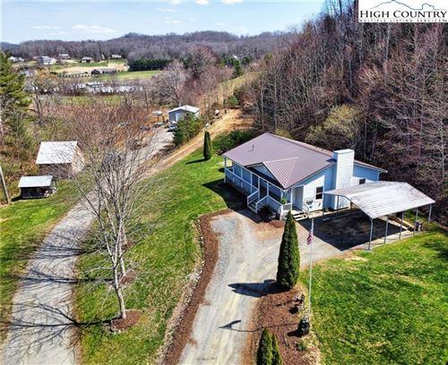 Photo of 399 Colvard Farm Road, Jefferson, NC 28640 (MLS # 229469)