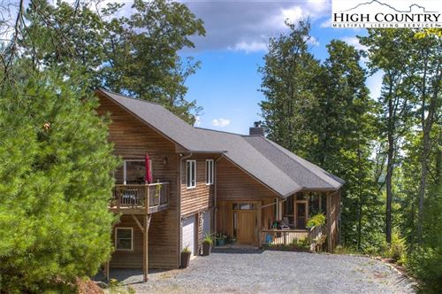 Photo of 3980 Blackberry Crest Lane, Lenoir, NC 28645 (MLS # 229491)