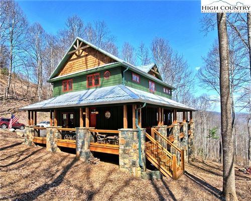 Photo of 1061 Granite Ridge Drive, Jefferson, NC 28640 (MLS # 229495)