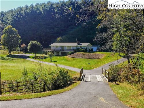 Photo of 414 Gaither Poe Rd, Laurel Springs, NC 28644 (MLS # 218498)