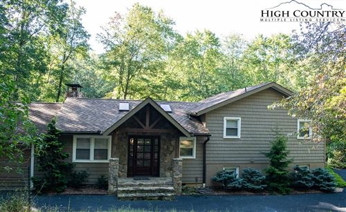 Photo of 1283 Ridge Road, Roaring Gap, NC 28668 (MLS # 218507)
