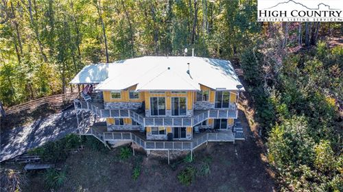 Photo of 895 Little Windfall Road, Lansing, NC 28643 (MLS # 218509)