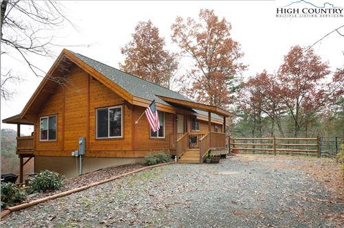 Photo of 196 Wagon Ridge Road, Ferguson, NC 28624 (MLS # 227528)