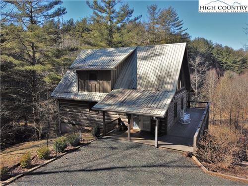 Photo of 499 E Hidden Mountain Lane, Crumpler, NC 28617 (MLS # 228531)