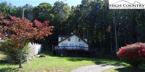 Photo of 387 Shelter Baptist Church Road, Crumpler, NC 28617 (MLS # 233539)