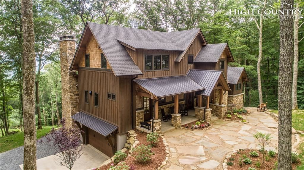 Photo for 389 Lodge Woods Trail, Banner Elk, NC 28604 (MLS # 216541)