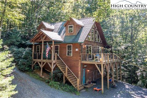 Photo of 424 High Peak Road, Boone, NC 28645 (MLS # 233591)