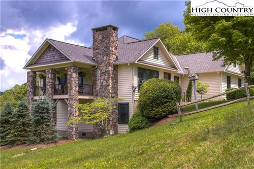 Photo of 100 Sledding Hill Court, Blowing Rock, NC 28605 (MLS # 222601)