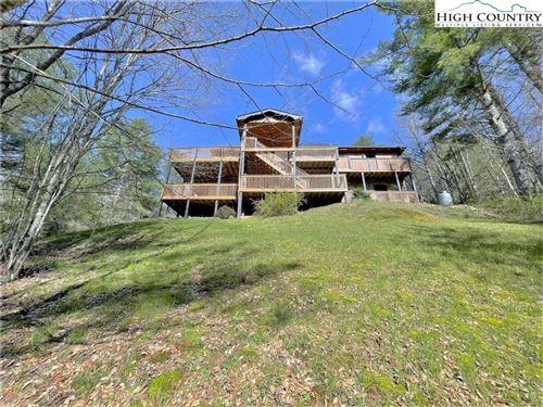 Photo of 738 River Mountain Drive, Piney Creek, NC 28663 (MLS # 229606)