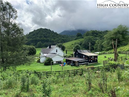 Photo of 17770 NC Hwy 88 W Highway, Creston, NC 28615 (MLS # 223617)