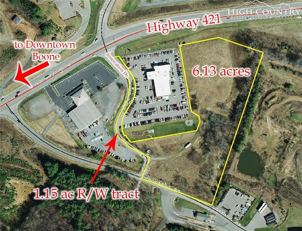 Photo for TBD Highway 421, Boone, NC 28607 (MLS # 215617)