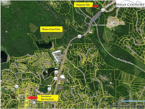 Photo of TBD Hwy 321 South, Blowing Rock, NC 28605 (MLS # 230643)