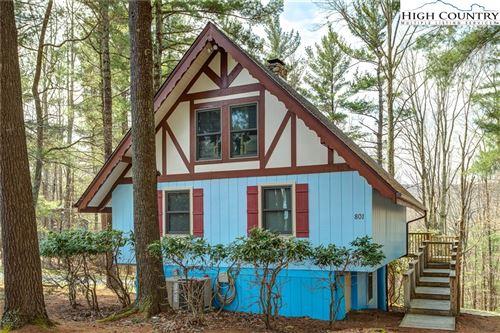 Photo of 801 Pine Ridge Road, Beech Mountain, NC 28604 (MLS # 229644)