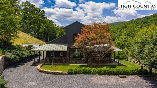 Photo of 3760 Bald Mountain Road, West Jefferson, NC 28694 (MLS # 222661)