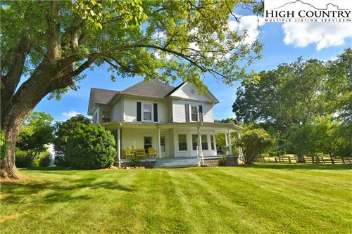 Photo of 111 Old Pike Road, Independence, VA 24348 (MLS # 231663)