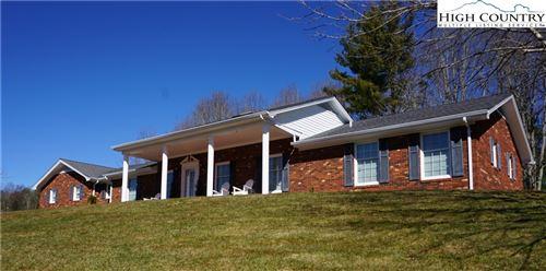 Photo of 344 Little Peak Road, Laurel Springs, NC 28644 (MLS # 229682)