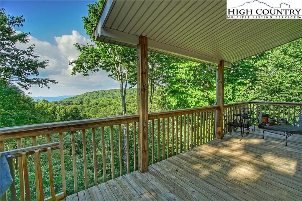 Photo of 411 Lake Road, Beech Mountain, NC 28604 (MLS # 222686)