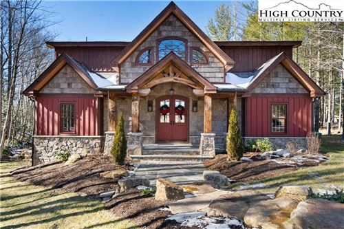 Photo of 159 Twilight Point, Blowing Rock, NC 28605 (MLS # 212747)
