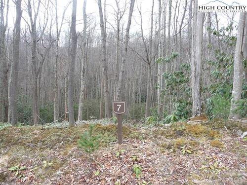 Photo of Lot 7 Faulkner Drive, Boone, NC 28607 (MLS # 223753)