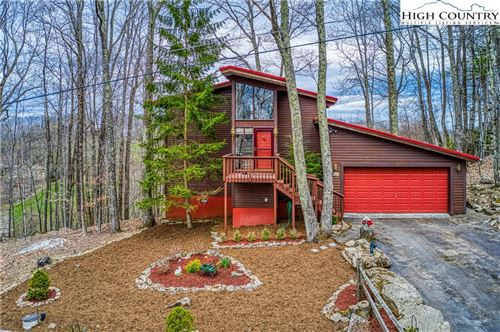 Photo of 124 Clubhouse Road, Beech Mountain, NC 28604 (MLS # 229763)