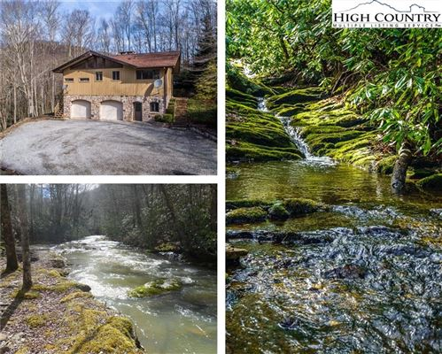 Photo of 505 Tanglewood Cemetery Road, Linville, NC 28657 (MLS # 221778)