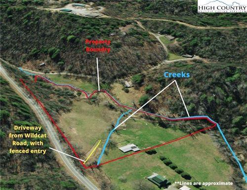 Photo of Tbd 4.4 Acres Wildcat Road, Deep Gap, NC 28618 (MLS # 223789)