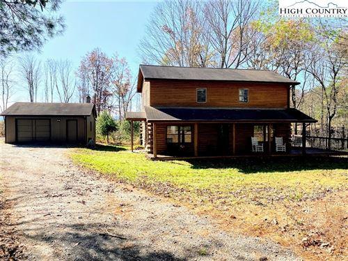 Photo of 533 South Fork Church Road, Piney Creek, NC 28663 (MLS # 226792)