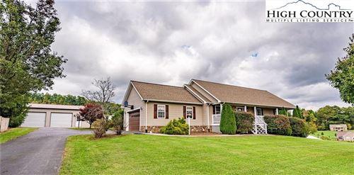 Photo of 1208 Big Flatts Church Road, Fleetwood, NC 28626 (MLS # 233802)