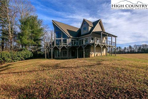 Photo of 200 Wolf Ridge Lane, Fleetwood, NC 28626 (MLS # 233803)