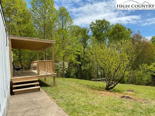 Photo of 600 Morningside Circle, West Jefferson, NC 28694 (MLS # 221808)
