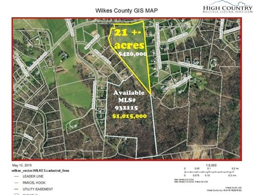 Photo of 000 Country Club Road, Wilkesboro, NC 28697 (MLS # 214814)