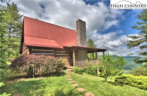 Photo of 128 Old Leaguer Lane, Mouth of Wilson, VA 24363 (MLS # 230821)