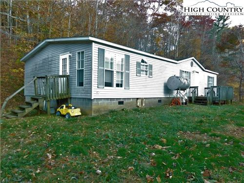 Photo of 3017 Three Top, Creston, NC 28615 (MLS # 218823)