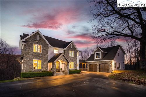 Photo of 385 Saddle Way Drive, Blowing Rock, NC 28605 (MLS # 226829)